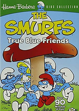 Amazon Com The Smurfs Vol 1 True Blue Friends Movies Tv