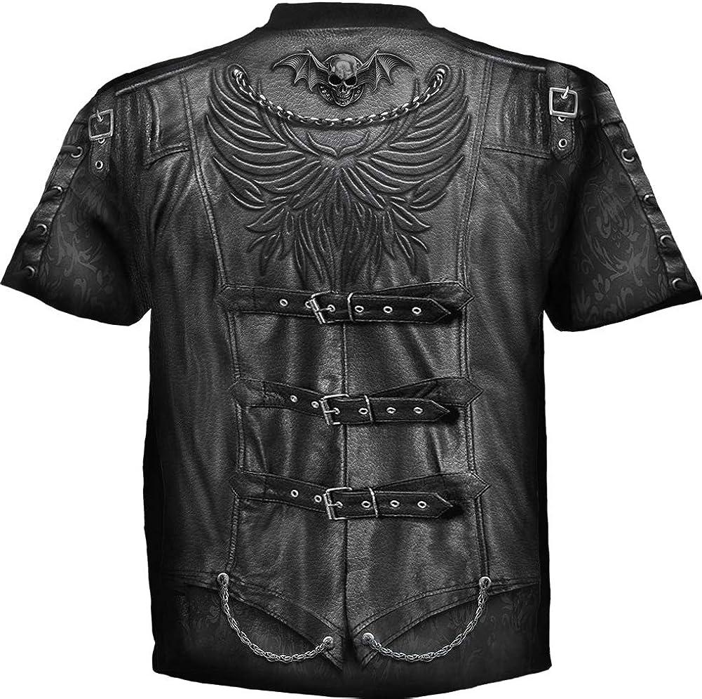 PUNK IS NOT DEAD//Worker//Punk//Music//Rock//Metal//Tribal//Work Shirt//Sleeveless//Top