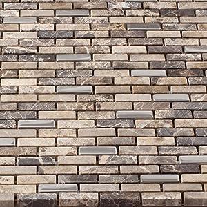 backsplash wall tiles for kitchen mosaic 12x12 sheets shower bathroom