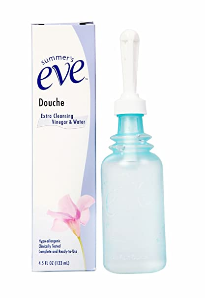Amazon.Com: Summer'S Eve Douche Extra Cleansing Vinegar And Water