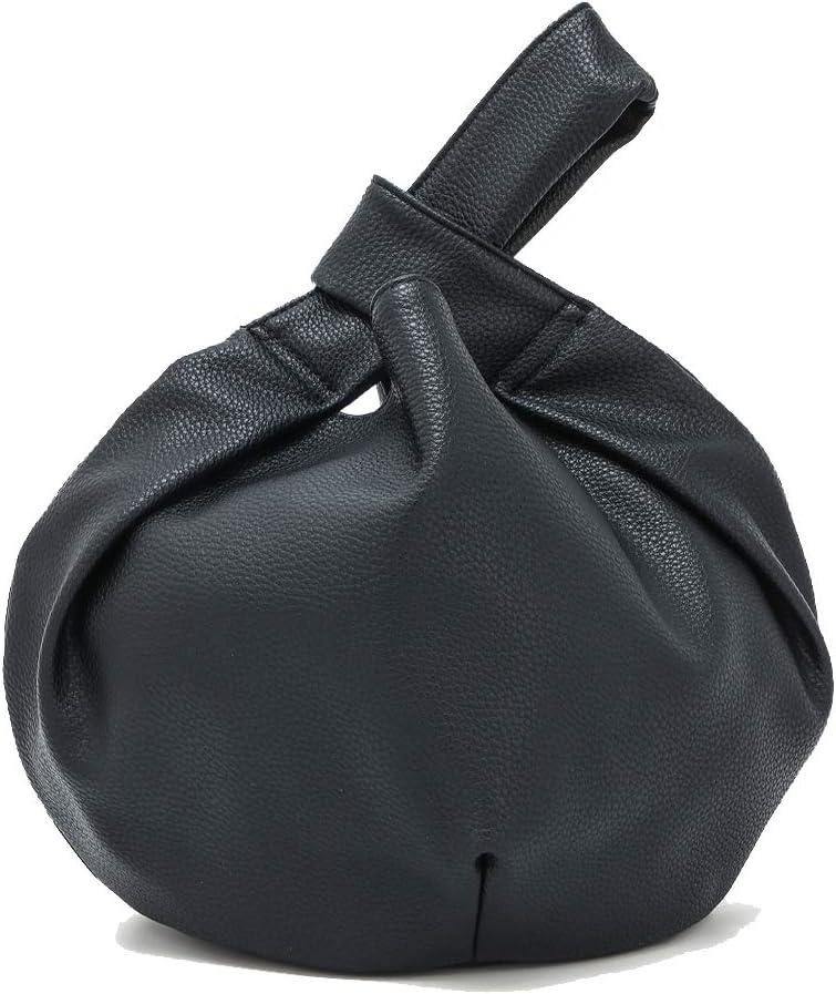 حقائب ايرندا بمقبض علوي، محفظة بسيطة عارضة لينة جلد حقيبة دلو سحابة