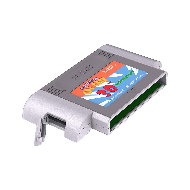 owootecc Retroflag GPi Case Cartridge for Raspberry pi Zero and Raspberry pi Zero w Pi Board is Not Included