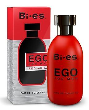 Rouge Eau Es Pour Ego Toilette De Vaporisateur Bi En Flacon Homme lKFcT1J3