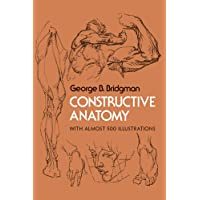 Constructive Anatomy (Dover Anatomy for Artists)