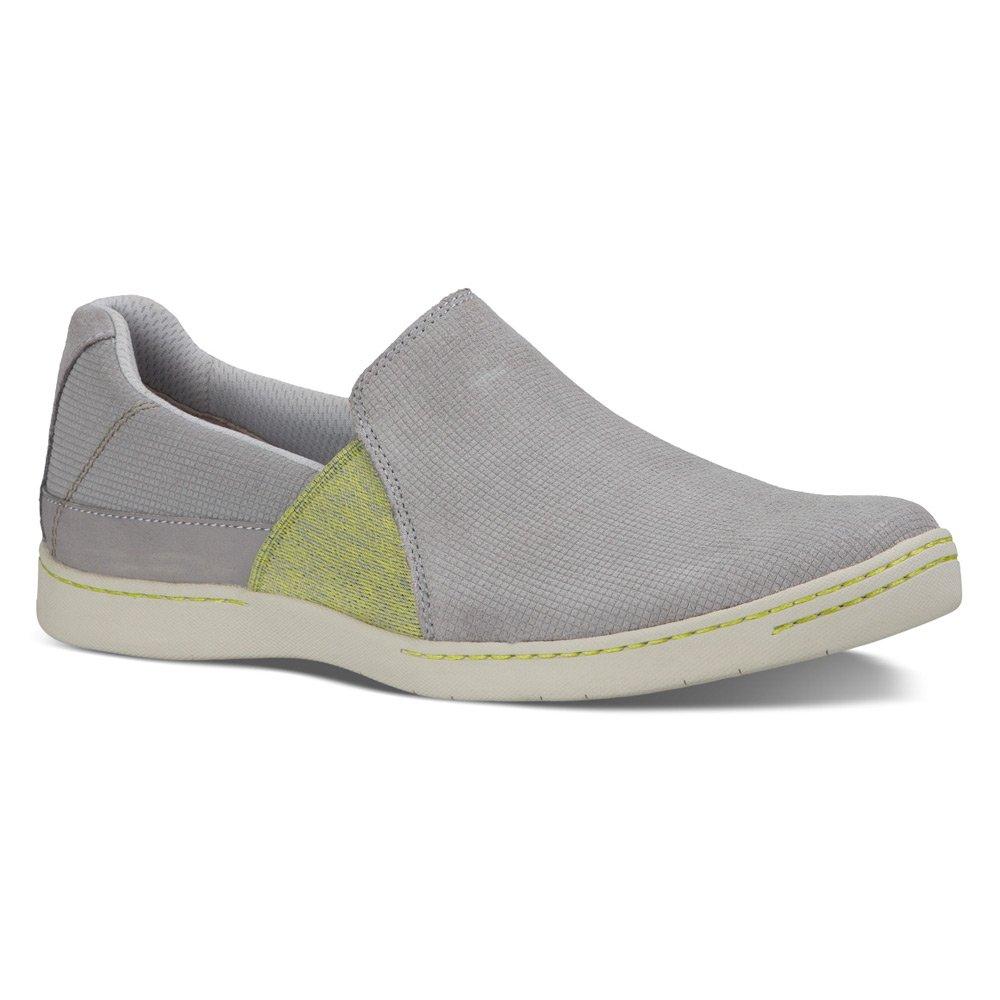 Ahnu Women's Precita Slip On Sneaker B00ZUYILSY 10 B(M) US|Fog Grey