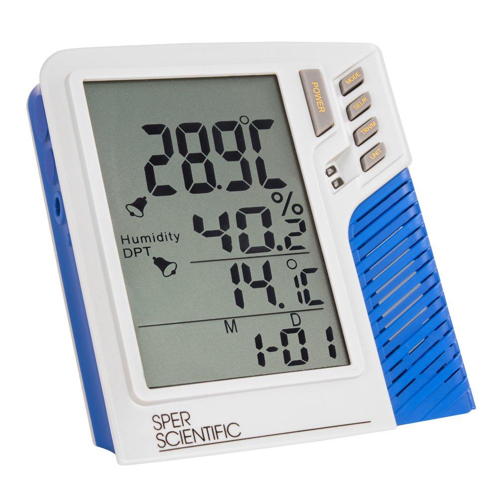 Sper Scientific 800034 Heat Stress Monitor