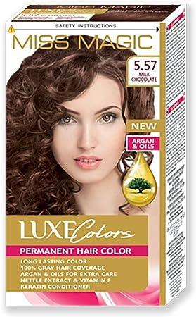 Tinta para pelo Miss Magic Tinte Chocolate de Leche Hair ...