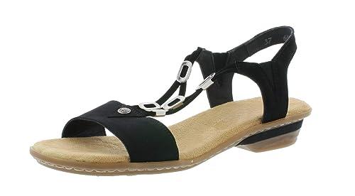 Schuhe & Handtaschen Schuhe Rieker Damen FrühjahrSommer