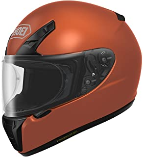 Shoei RF-SR Street Racing Motorcycle Helmet - Tangerine Orange/Small