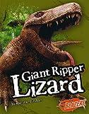 Giant Ripper Lizard (Extinct Monsters)