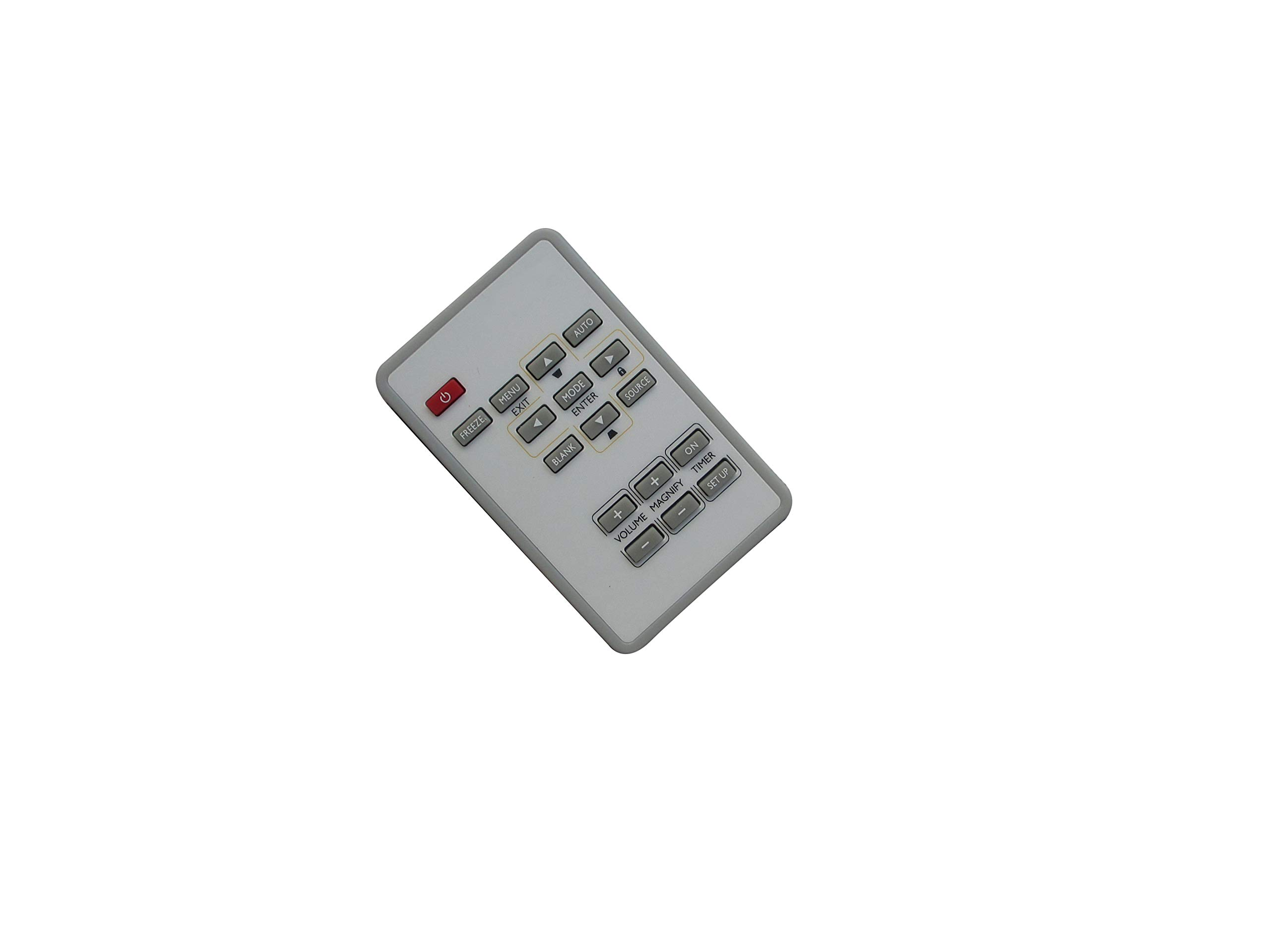 Remote Control for Hitachi CP-DX351 CP-DX250 CP-DX300 HL02961 CP-DH300 CP-DX301 DLP XGA Projector by Easytry123