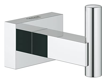 GROHE Patère Murale Essentials Cube 40511001 (Import Allemagne)