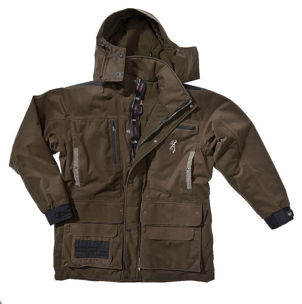 fb60932578b32 Browning Xpo Big Game Parka Green 3XL: Amazon.co.uk: Clothing