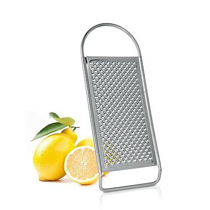 Metaltex 194752 - Rallador de Pan/Queso/limón de Acero Inoxidable
