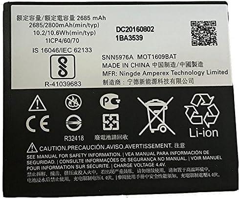 Bateria Motorola GK40, G5 XT1601, XT1603, XT1675, G4 Play