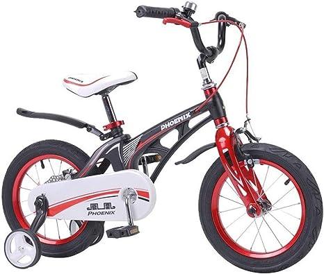 K-G Bicicleta Infantil Niños de Bicicletas for 2-9 años, en tamaño ...