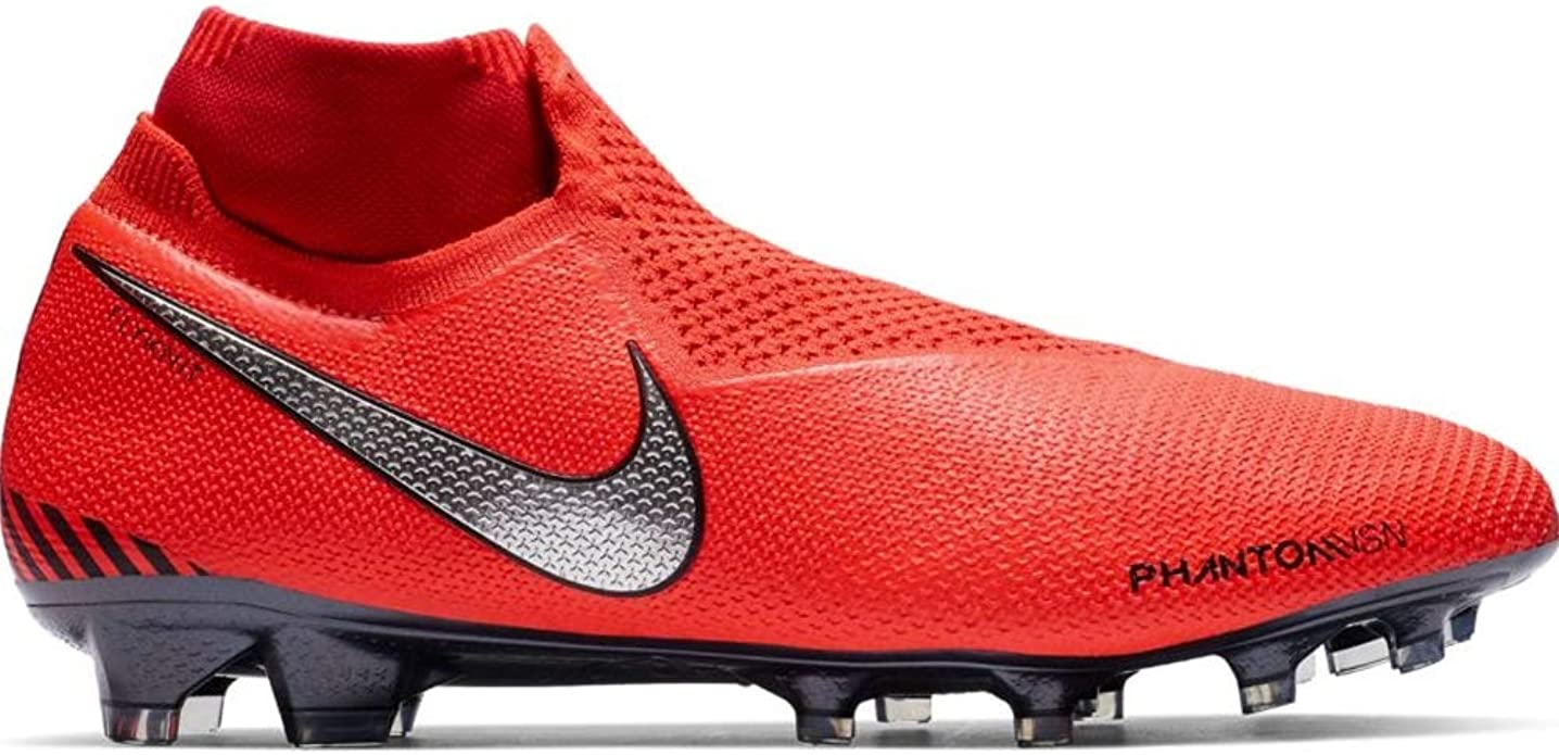 minorista online original mejor calificado apariencia elegante Amazon.com | Nike Men's Phantom Vision Elite DF FG Soccer Cleats ...