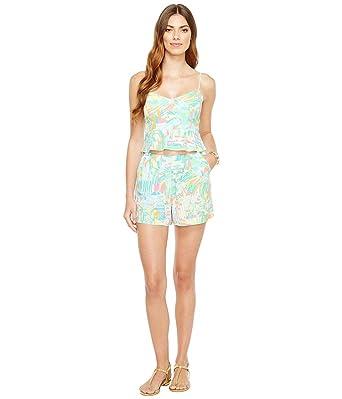 6fe04162e8b538 Lilly Pulitzer Women's Linnea Set at Amazon Women's Clothing store: