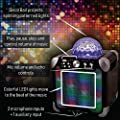 Maginon Party Speaker (PS-15 E) | Portable Speaker System with Built-in Light Show Perfect for Dance Parties and Karaoke from Supra Foto-Electronik-Vertriebs-GmbH
