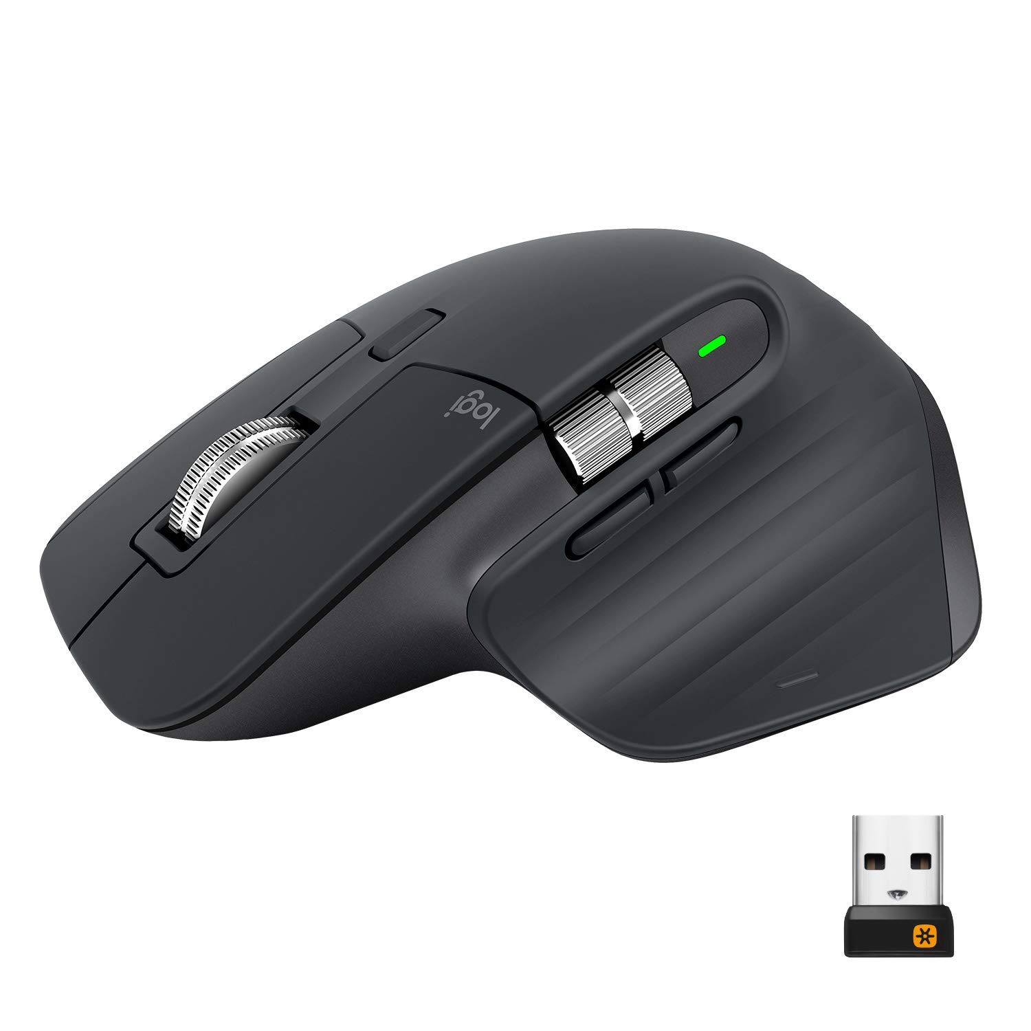 Mouse Inalambrico Logitech Mx Master 3 Advanced Graphite
