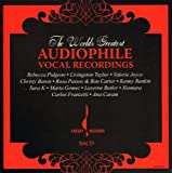 The World's Greatest Audiophile Vocal Recordings [Import allemand]