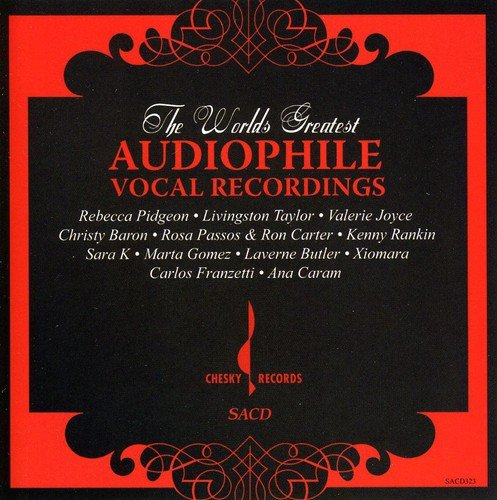 World's Greatest Audiophile Recordings Vocal Super sale Super intense SALE period limited