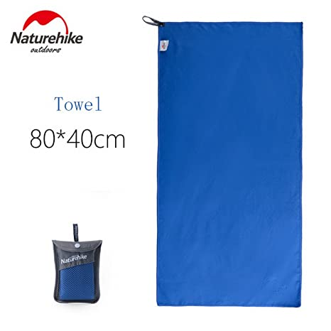 Marca de NatureHike los viajes a New toallas de microfibra anti-bacteriana toalla de cara