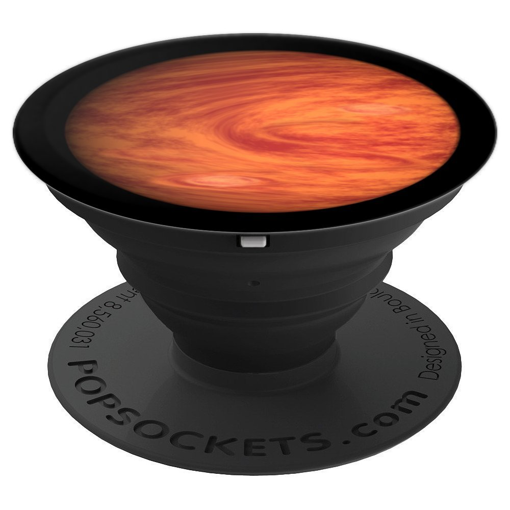 Colourful Lyfe Jupiter Planet Galaxy Solar System - PopSockets Grip and Stand for Phones and Tablets