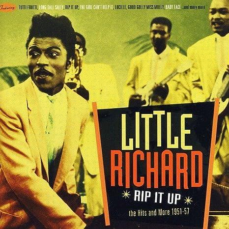 Amazon | Rip It Up! | Little Richard | ゴスペル | 音楽