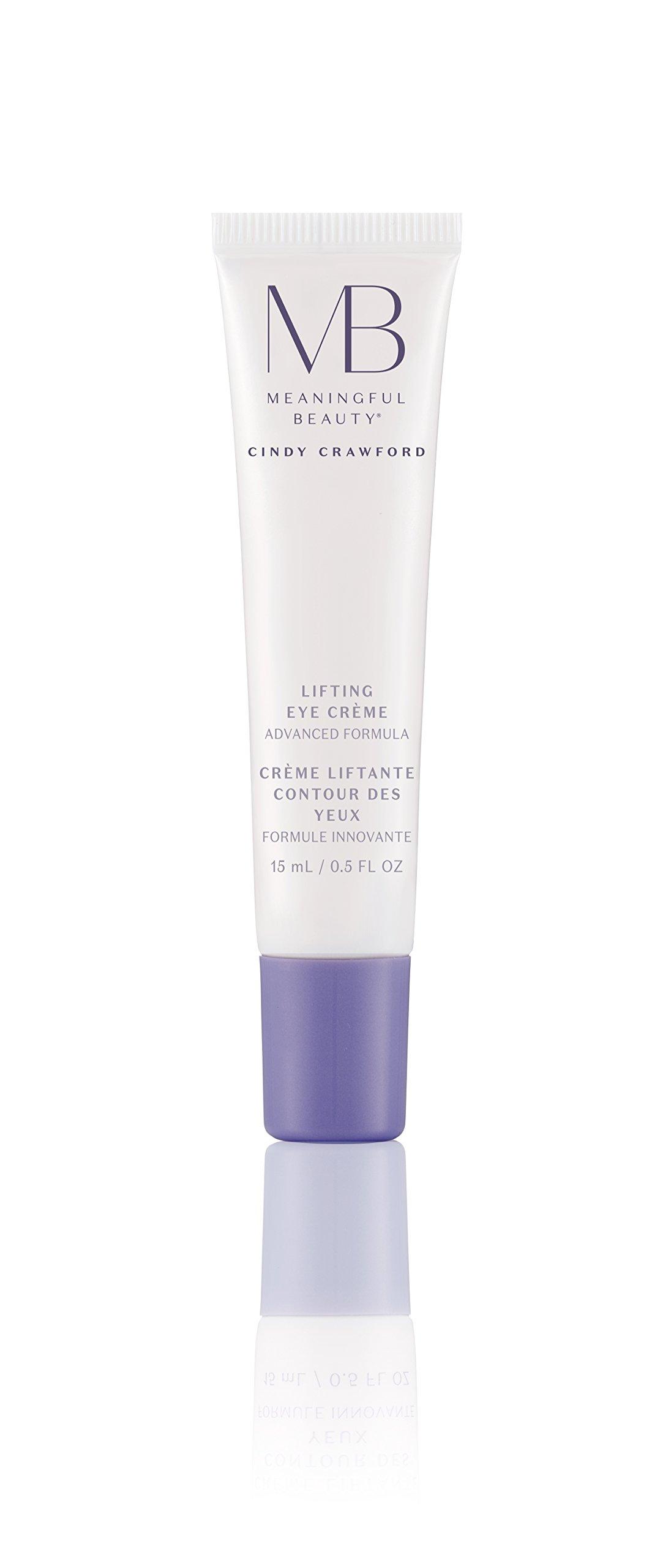 Meaningful Beauty - Lifting Eye Crème Advanced Formula - Under Eye Care - 0.5 Ounce - MT.2106