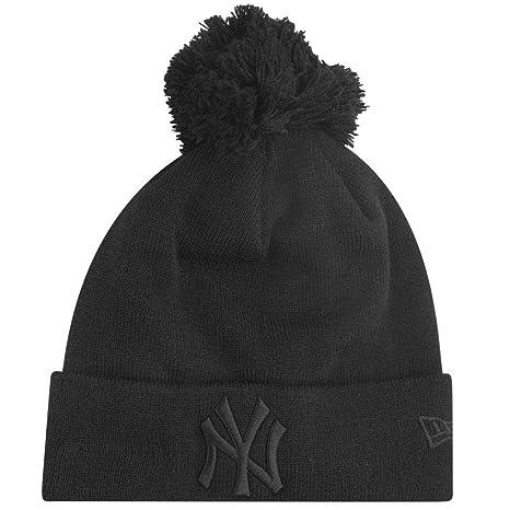 New Era unisex invernale berretto con pompon York Yankees  Amazon.it ... 88cb11e9ff07