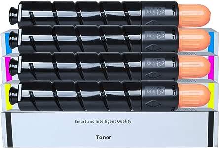 Compatible Toner Cartridges Replacement for Canon T01 8066B001 8067B001 8068B001 8069B001 Toner Cartridge for Canon IMAGEPRESS C60 C700 C800 Toner,Magenta