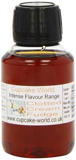 Cupcake World Aromas Alimentarios, Sabor Crema y Caramelo de Dulce de Leche Total: 100