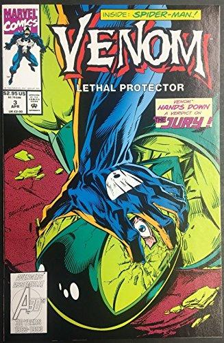 Venom Lethal Protector (1993) #3 VF/NM (9.0)