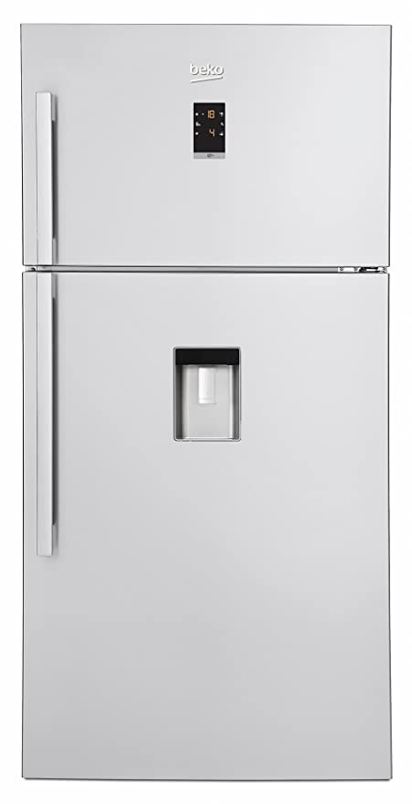 Beko DN162230DJIZX Independiente 539L A++ Acero inoxidable nevera ...