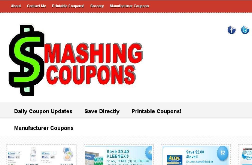 amazoncom smashing coupons printable grocery coupons smashing coupons kindle store