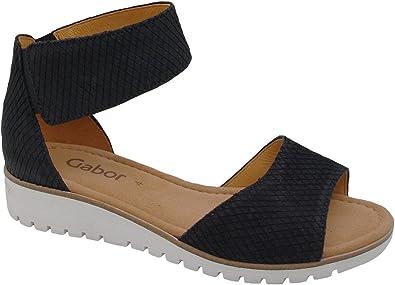 Gabor Shoes Gabor, Sandales Bout Ouvert Femme