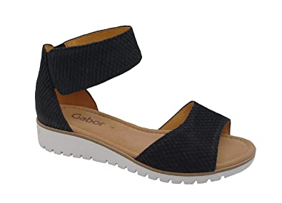 Chaussures Shoes Bout Gabor Sandales Ouvert Femme Gabor 7ZqnYOnxA