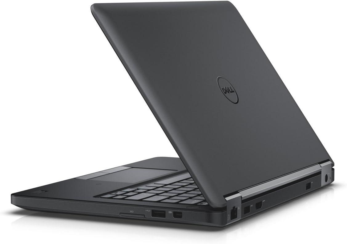 Dell Latitude E5250 Intel Core i5-4210U X2 1.7GHz 4GB 500GB 12.5'' Win8.1,Black