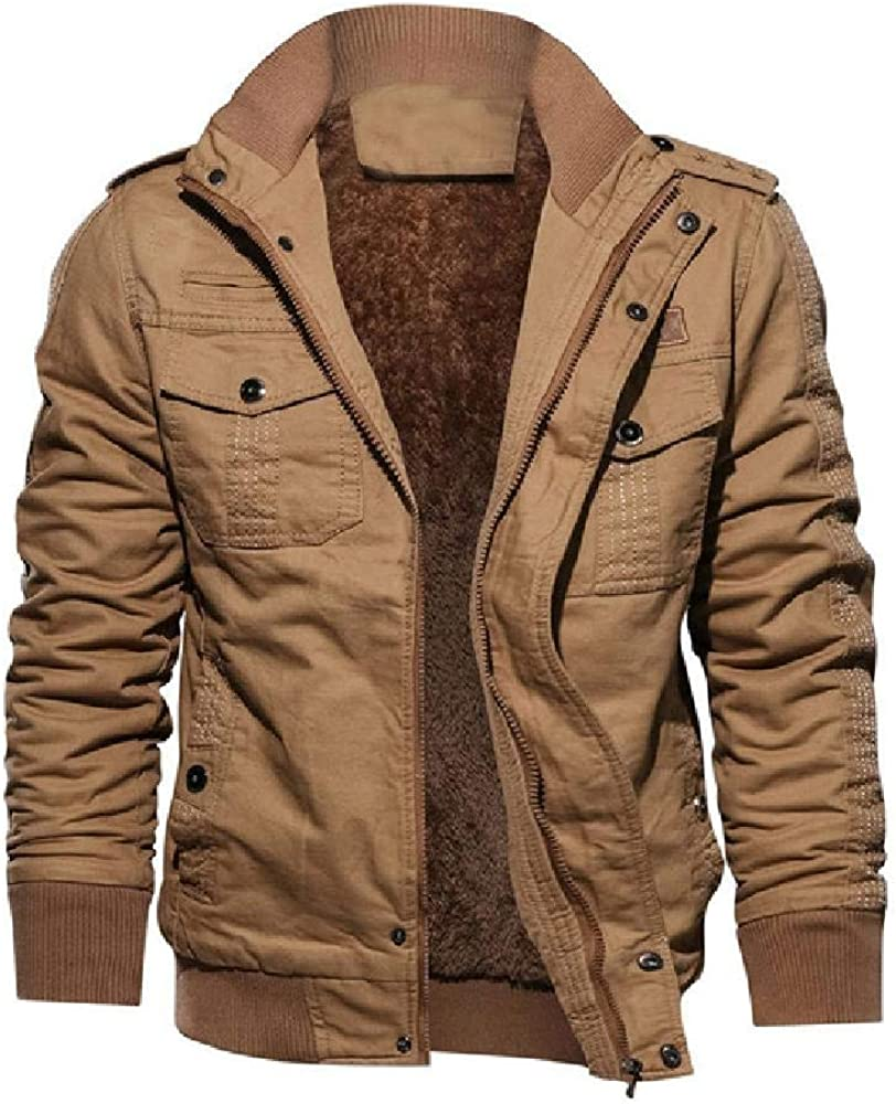 LILIZHAN Jacket Tactical Outwear Breathable Light Windbreaker Jackets Thick Big Down Coat