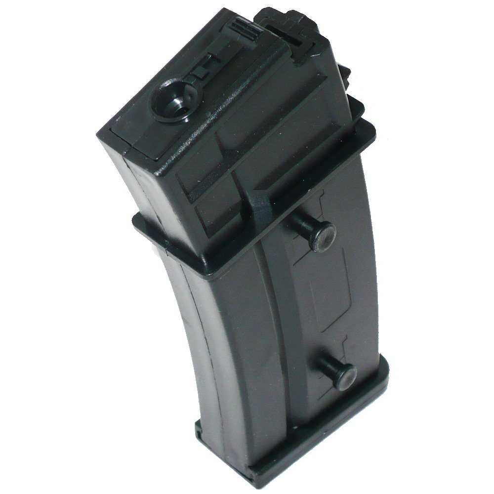 DBOYS G36 HI CAP MAG MAGAZINE - 470RD - G36 AIRSOFT MAGAZINE