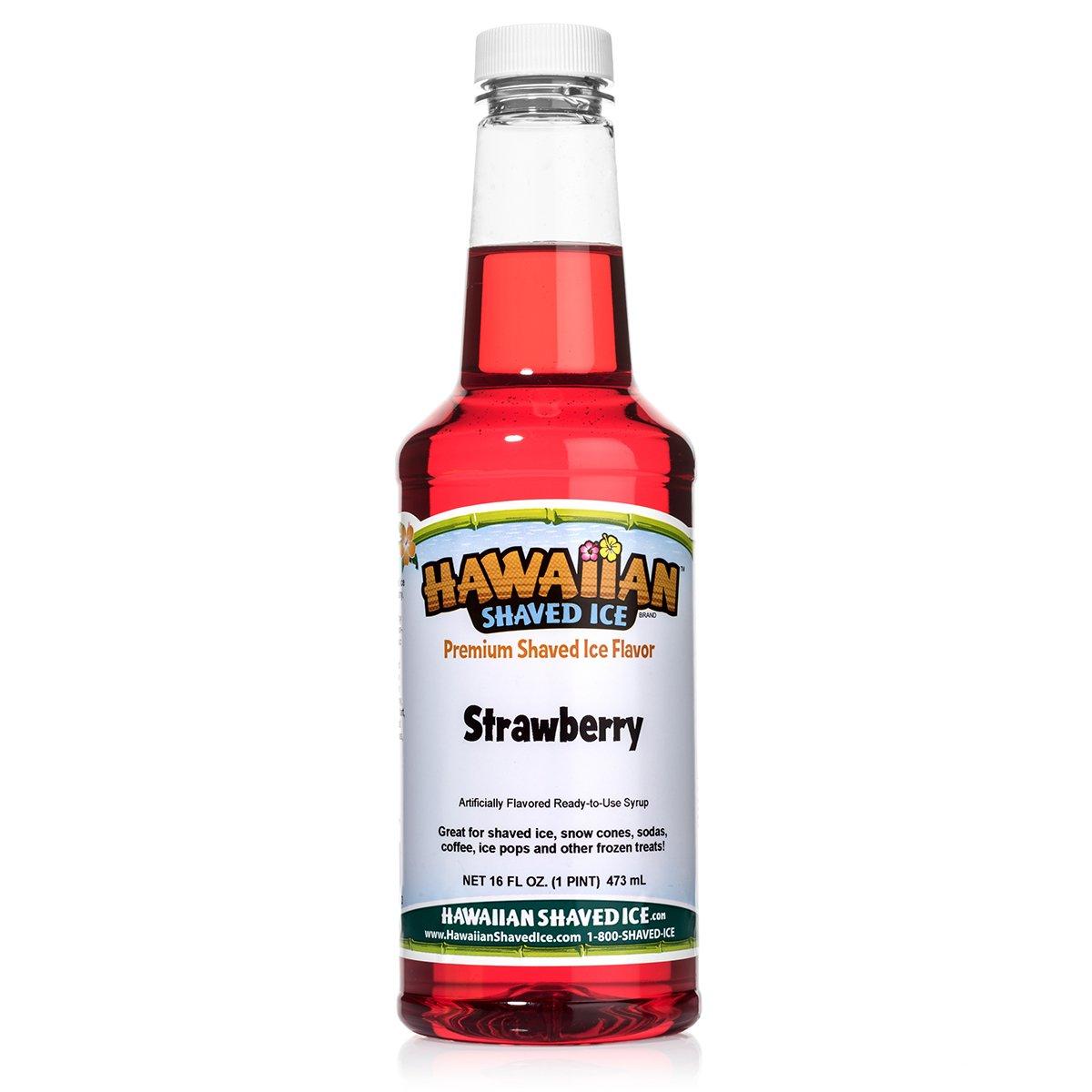 Hawaiian shaved ice syrup-6504