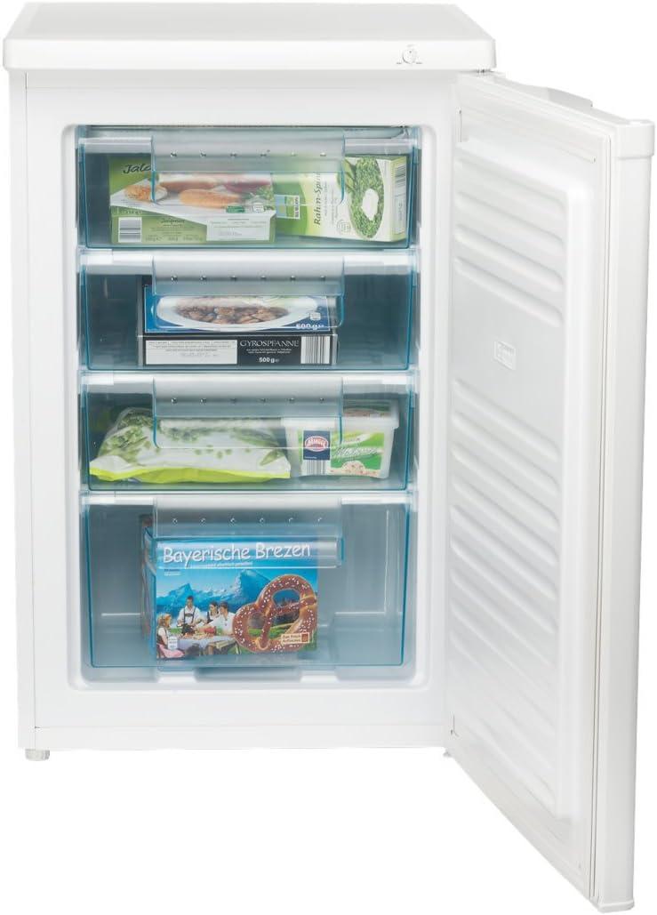 Medion Congelador (MD 37072), Capacidad 85 litros, congelador ...
