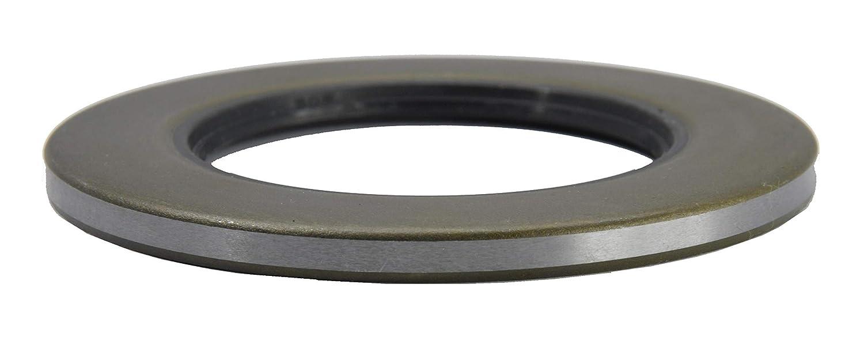 ToolNerds Radial Wellendichtring NBR 72A Profil 12,0x16,0x3,0 mm Bauform AO