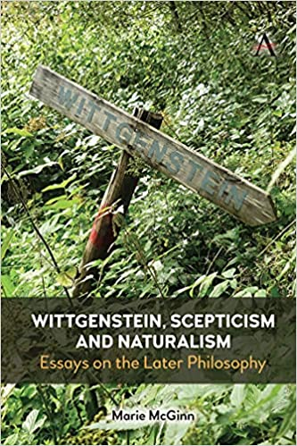 Book Cover for Wittgenstein, Scepticism and Naturalism: Essays on the Later Philosophy