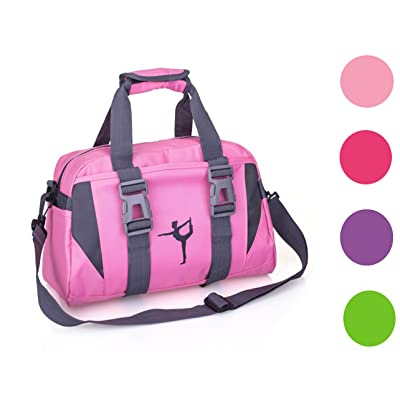 2017snow Small/Large Dance Duffle Bag For Girls Sport Gym Bags For Women Yoga Bag
