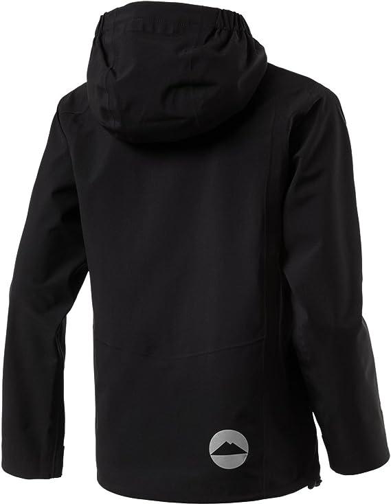 McKinley Kinder Wander Freizeit Doppeljacke 3 in 1 Jacke LIAM schwarz