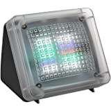 Fake TV, AVANTEK Home Security TV Simulator, Burglar Intruder Deterrent with Timer and LED Light Sensor, 1 Year Warranty