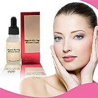 Organic Tags Solutions Serum, Skin Tag Removal Serum, Mole Remover Liquid, Skin Tag Cream, Veilig en Effectief (1 stuks)