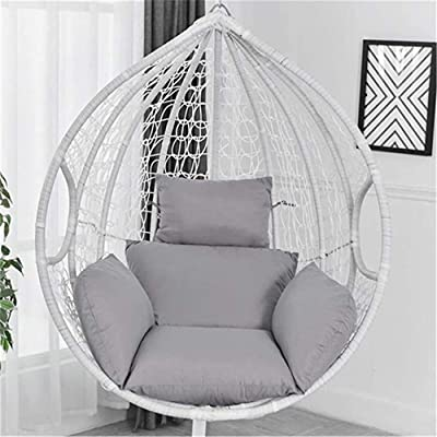 Nicole Knupfer Swing Hanging Egg Basket Seat Cushion Hammock Chair